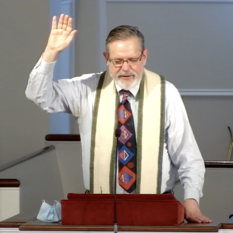 Newheart preaching square
